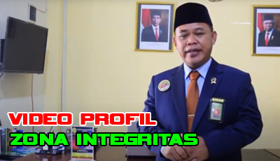 VIDEO PROFIL ZONA INTEGRITAS